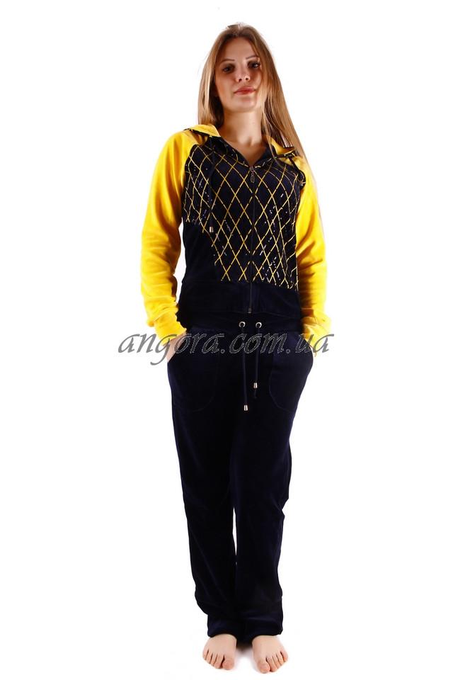 Велюровый костюм женский брендовый с доставкой