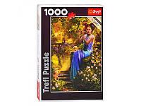 """Пазлы """"Колыбельная флейтистки"""" Trefl 10356, 1000 деталей"""