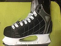Коньки ледовые хоккейные р.37