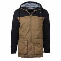 Куртка Glo-STORY MFY-6654 сине-бежевая
