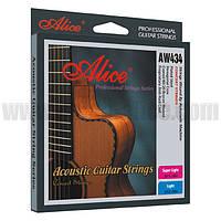 Струны для акустической гитары Alice AW434L