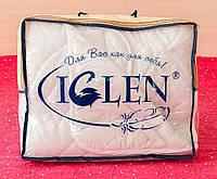 Одеяло с наполнителем 100% хлопок 110Х140 детское демисезонное в жаккардовом сатине IGLEN 11014071