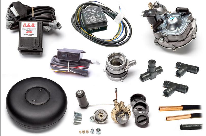производители автомобильного газового оборудования