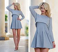 Платье и топ дг272