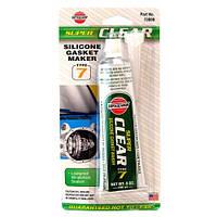 Прозрачный силиконовый герметик SUPER CLEAR SILICONE, 85g