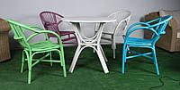 """Комплекты плетеной мебели """"Флорида"""". Плетеная мебель из ротанга"""