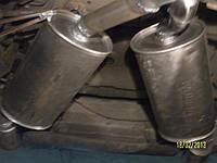 Глушитель, пламегаситель, гофра  Инфинити FX-35 Infiniti FX35(бюджет), фото 1