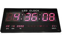 Часы настенные электронные 4622