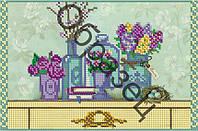 Схема для вышивки бисером «Натюрморт»