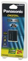 Аккумулятор CGA-DU07 (заменяем с CGA-DU14, CGA-DU21, CGA-DU12) для камер Panasonic