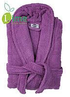 Халат банный фиолетовый, Timmerdala
