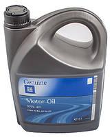 Масло моторное GM 10W-40 полусинтетика 5л