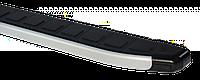 Audi Q7 2015 силовой тюнинг боковые Fullmond