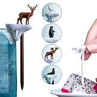 Набор шпажек-маркеров для бокалов Cool Party Animal Qualy