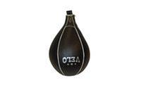 """Груша боксерская """"Капля"""" ULI-8001 (верх-кожа, латекс. камера, подвесная, d-17см,l-28см)"""