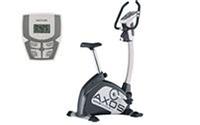 Велотренажер KETTLER KTLR7627-500 AXOS CYCLE (металл,пластик,р-р 86*59*142см,вес польз.до110кг,магн)