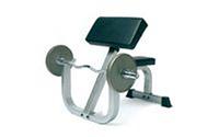Скамья Скотта SUB1133A (металл, PVC, р-р 82*88*92см, вес польз. до 100кг)