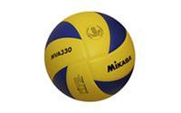 Мяч волейбол. Клееный MIKASA MVA-330 (PU, №5, 3 слоя)