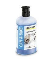 Автошампунь 3-в-1, Plug-n-Clean,  1л Karcher