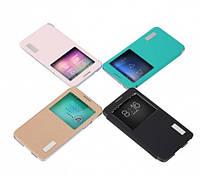 Чехол (книжка с окошком) Rock Elegant Series для Samsung N7506/N7502/N7505 Galaxy Note 3 lite/neo