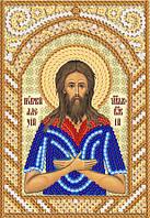 Схемы для вышивки бисером Прп. Алексий, человек Божий РИК-6003