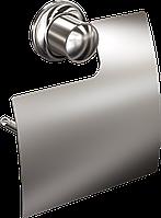 Держатель для туалетной бумаги, с крышкой  Classic