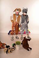 Детский новогодний костюм Волк, фото 1