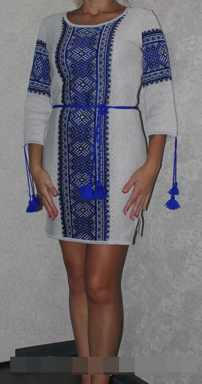 платье стрейч гипюр