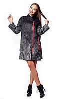 Кашемировое женское демисезонное пальто Сashimire