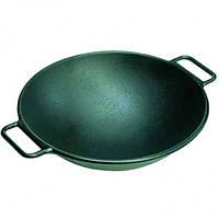 Сковорода WOK чугунная 35 см