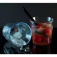 Стакан прозрачный стеклоподобный для виски 290 мл, 208 шт/ящ