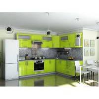 Кухня Гламур модульная