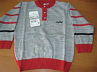 Детский джемпер для мальчика 128 Турция
