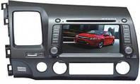 Автомагнитола Honda Civic 4D HD GPS