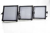 LED F&V K4000S KIT КОМПЛЕКТ (3 лампы) би-светодиодный постоянный студийный видео свет