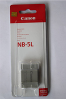 Аккумулятор Canon NB-5L для PowerShot SD800 SD850 SD860 SD890 (аналог)