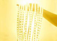 Светодиодная лента Led 5050 теплый белый цвет, 100 метров