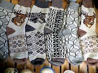 Носки мужские из овечьей шерсти
