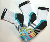 Теплые мальчиковые носки с махровой стопой