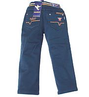 Детские джинсы в школу для мальчиков.