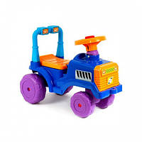 Машинка-каталка Беби-Трактор 931
