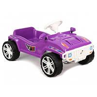Машинка-каталка педальная Орион 792
