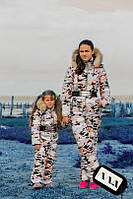 Детский зимний комбинезон кч7-132, фото 1