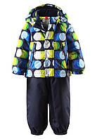 Комплект (куртка, штани на подт.) Reima TEC Saturnus Код 513075-6651 размеры на рост 74,80,86,92,98