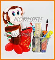 Музыкальная копилка обезьяна | новогодние подарки обезьянки копилки