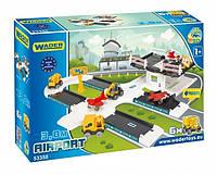 Игровой набор Kid Cars 3D - аэропорт Wader (53350)