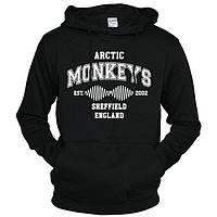 Arctic Monkeys 15 Толстовка с капюшоном