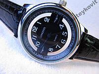 Женские часы * LONGINES * BLAСK* GENEVE!