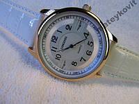 Женские часы * LONGINES * WHITE* GENEVE!