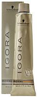 4-05 перманентный краситель для волос - средне-коричневый натуральный золотистый (Igora Royal Absolutes), 60 м